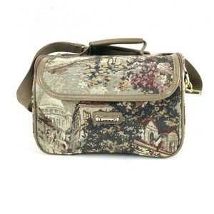 Lucas Tapestry Travel Carry On Bag French Country